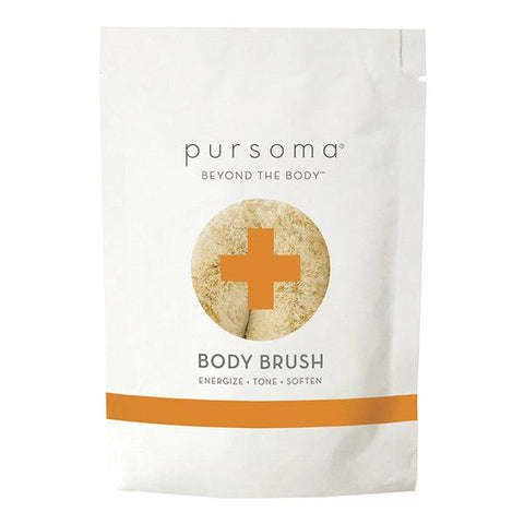 Jute Body Brush Pursoma