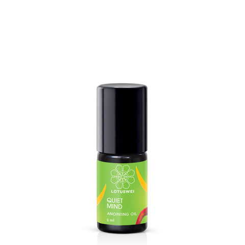 Lotus Wei Quiet Mind Anointing Oil