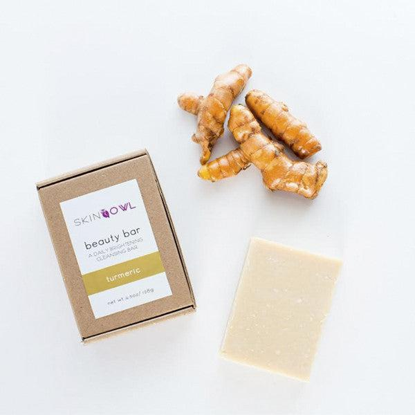 SkinOwl Tumeric Beauty Bar