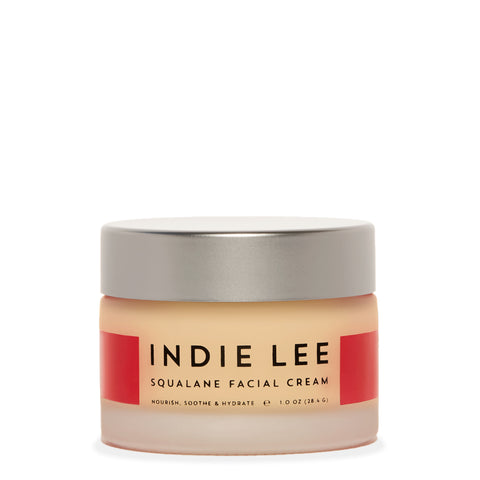 Indie Lee Squalane Facial Cream 1 oz