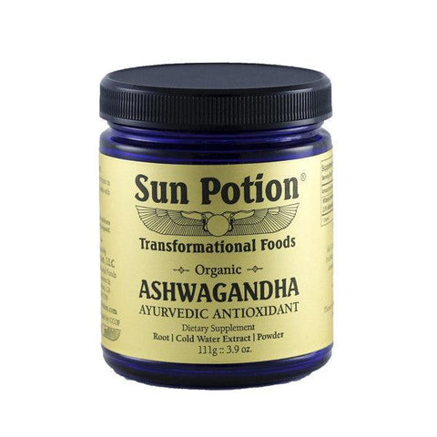 Sun Potion Ashwagandha 3.9oz