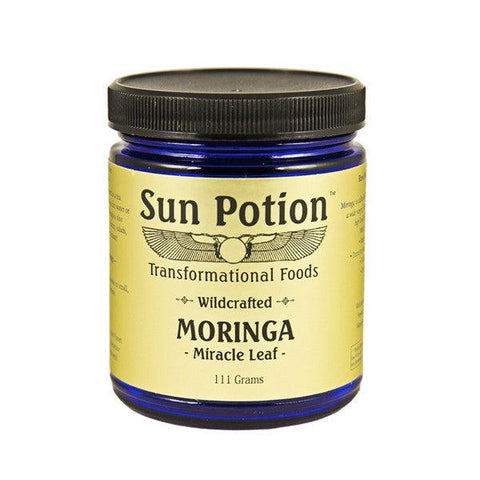 Sun Potion Moringa Leaf 111g