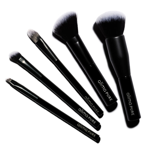 The Curated Classics Brush Set