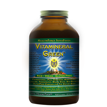 Natural Health Supplements Vitamineral Green By