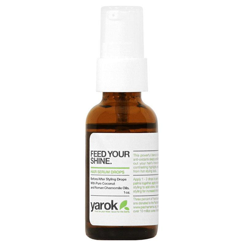 Yarok Hair Care Feed Your Shine Hair Serum