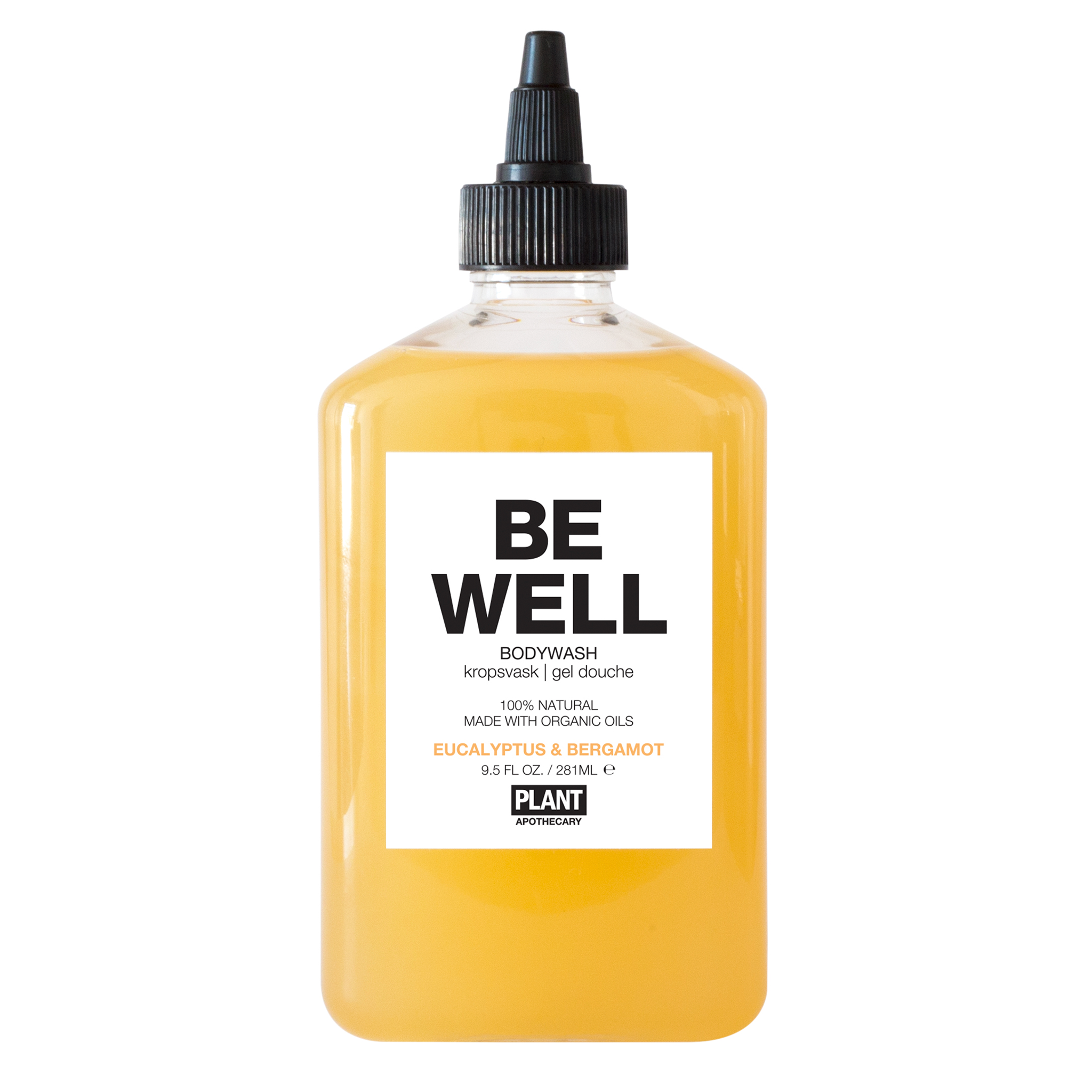 PLANT Apothecary Be Well Body Wash 9.5 oz