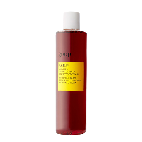 Ginger + Ashwagandha Energy Body Wash