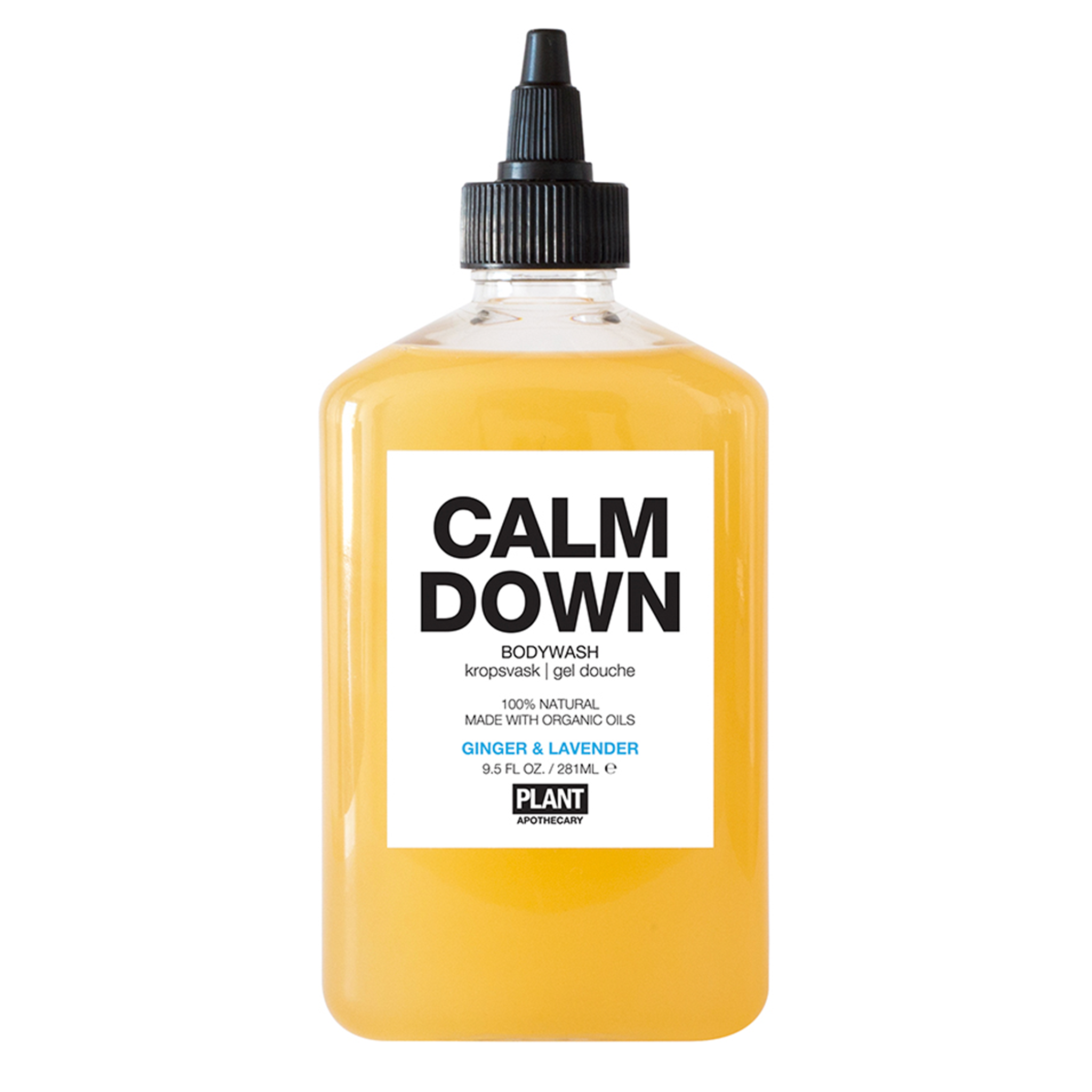 PLANT Apothecary Calm Down Body Wash 9.5 oz
