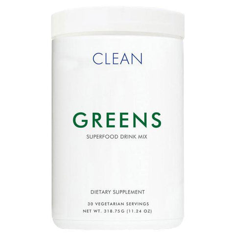 Clean Program Clean Greens Superfood Powder