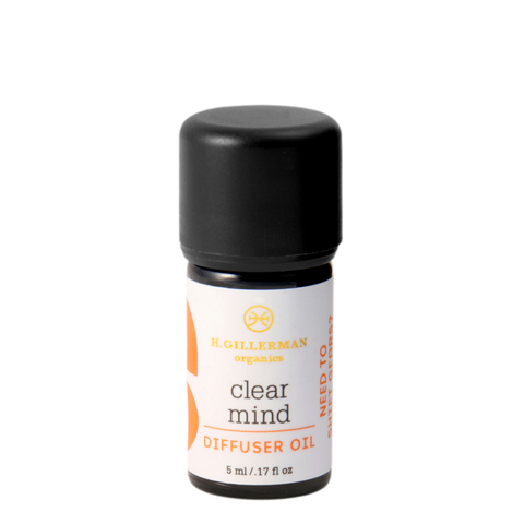 Clear Mind Diffuser Oil