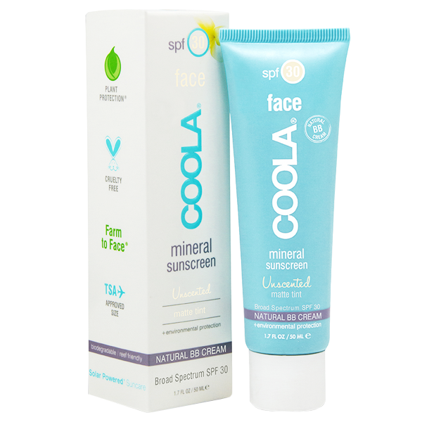 Coola Face SPF 30 Unscented Matte Tint