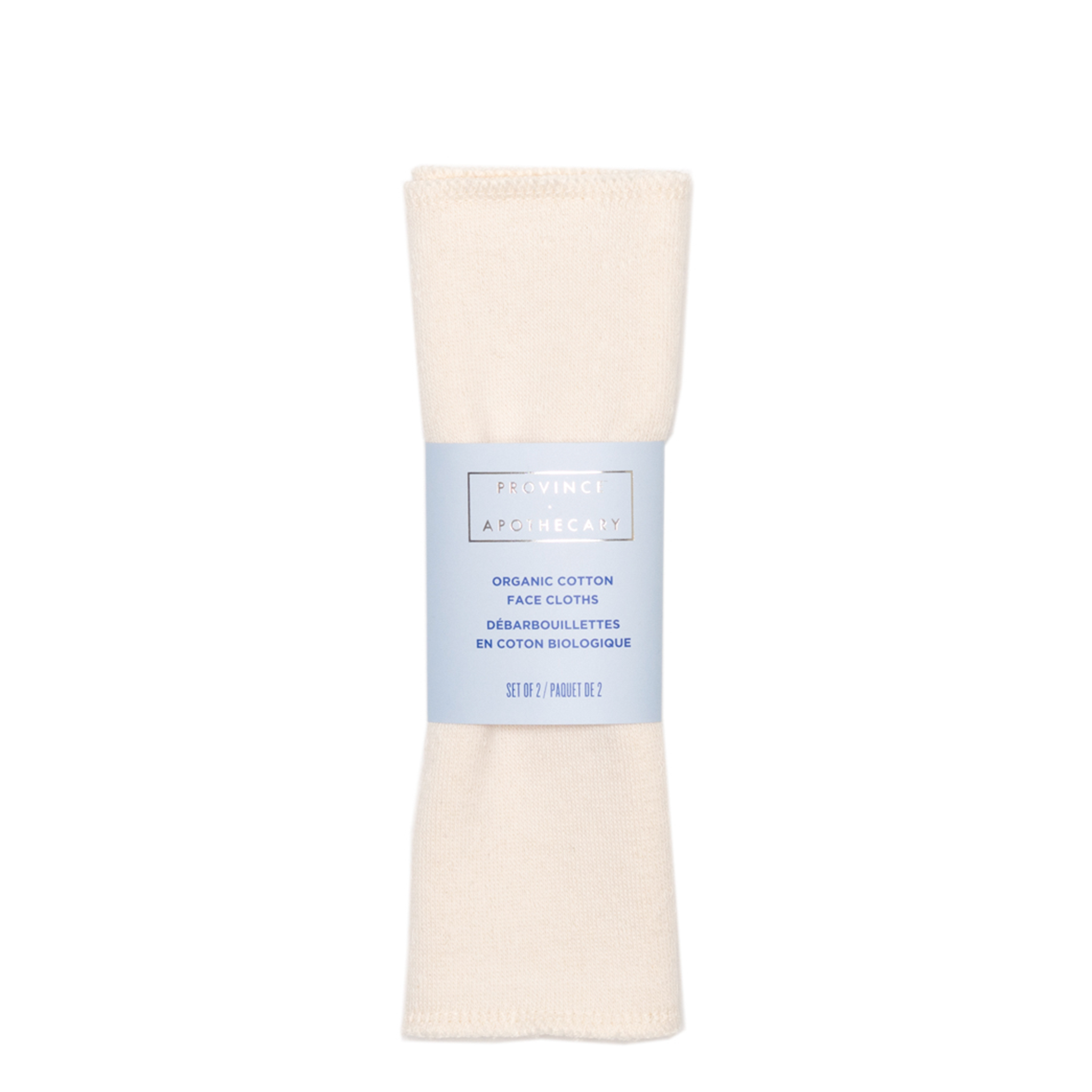 Province Apothecary Organic Cotton Face Cloth