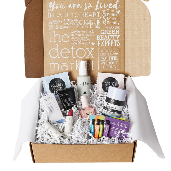 Living Beauty Box