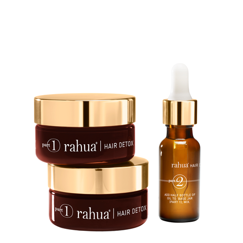 Rahua Hair Detox and Renewal Kit