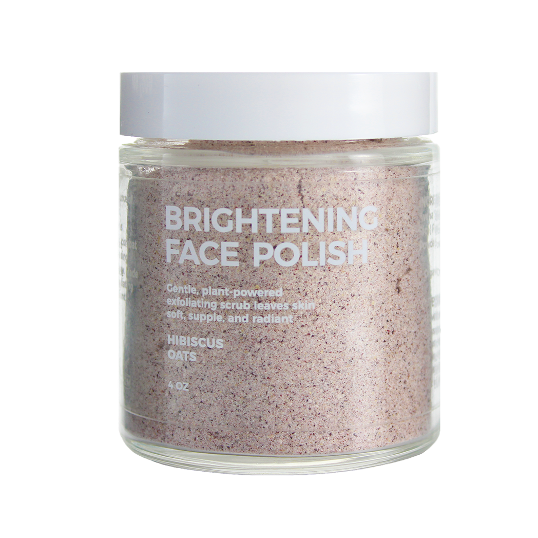 Brightening Face Polish