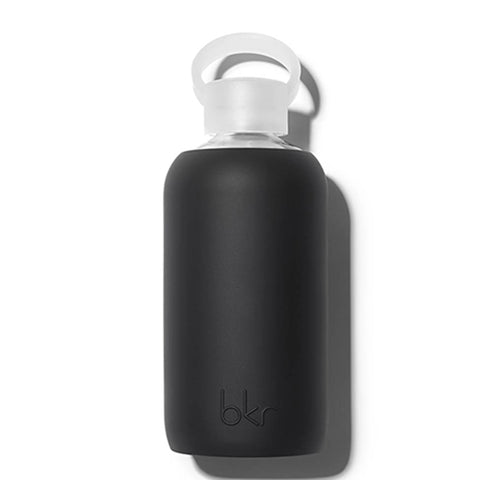 Bkr Water Bottle in Jet Black