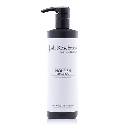 Josh Rosebrook Nourish Shampoo - 16 oz