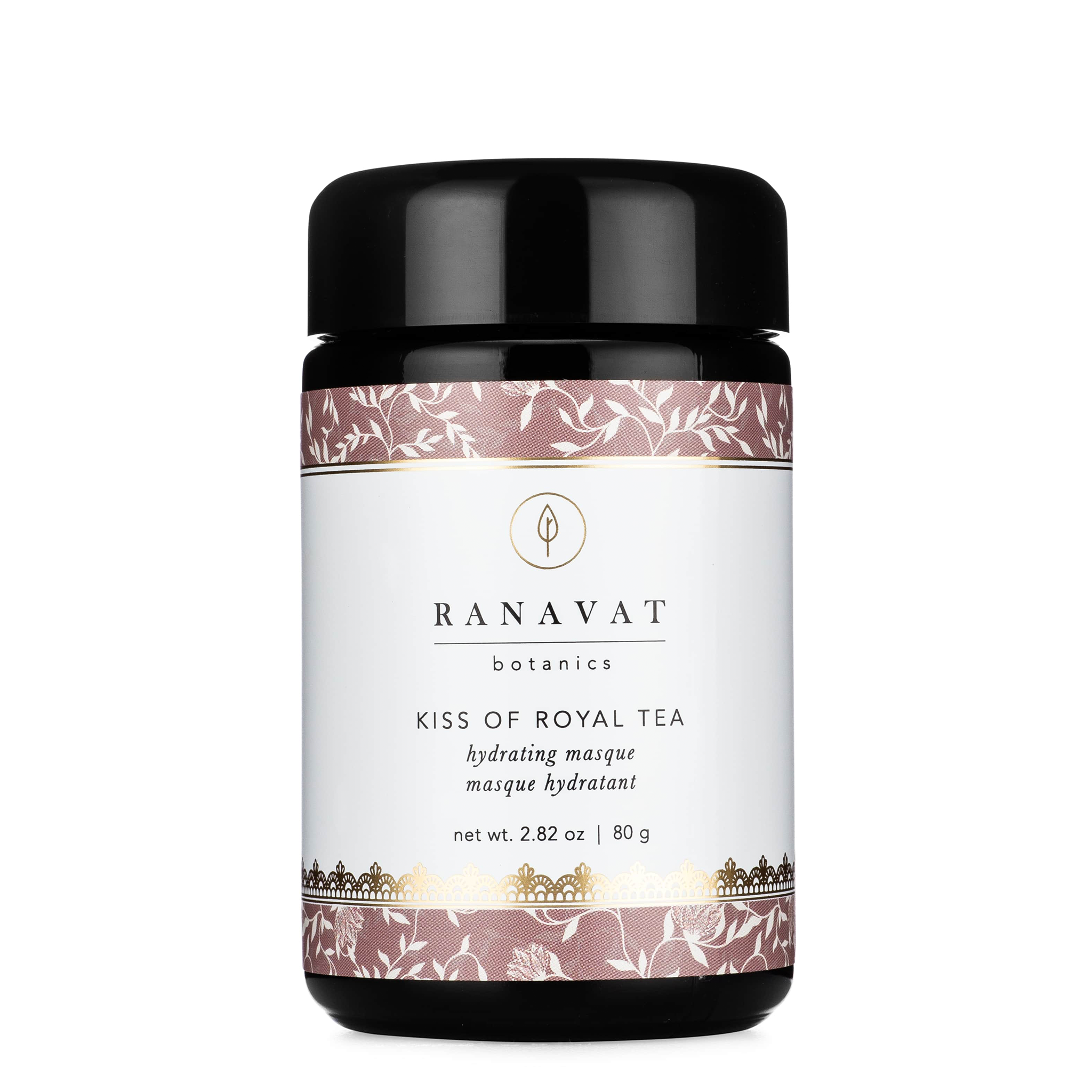 Kiss of Royal Tea Hydrating Masque
