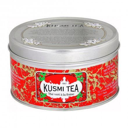 Strawberry Green Tea Tin