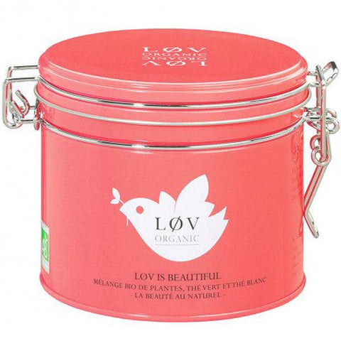 Lov is Beautiful Tea Tin