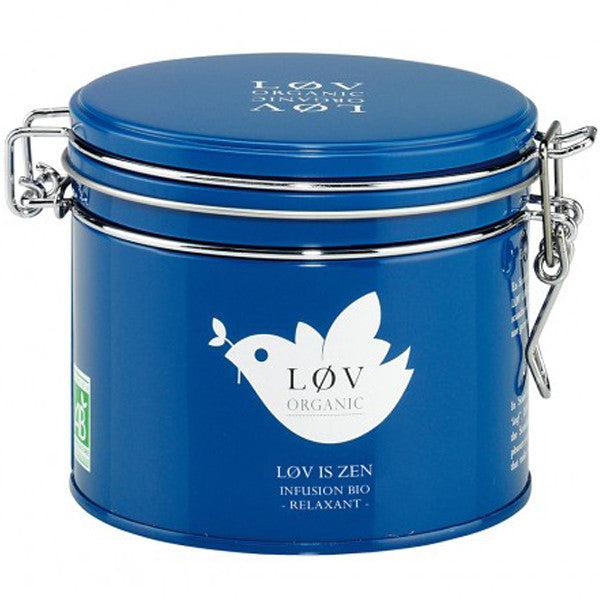 Lov is Zen Tea Tin