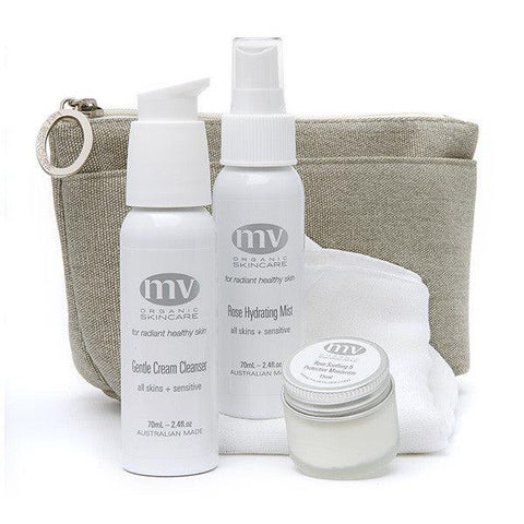 MV Skincare Travel Essentials for Extra Sensitive Skin