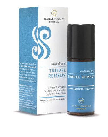 Natural Rest Travel Remedy