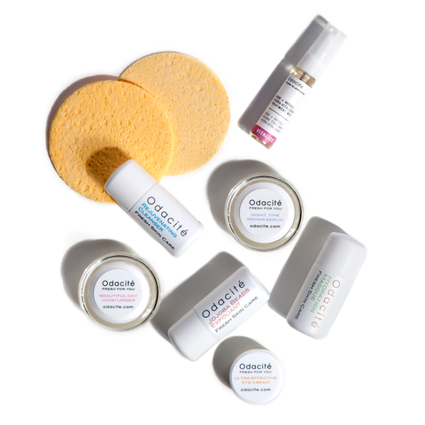 Odacité Discovery Kit for Combination Skin