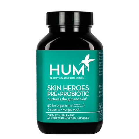 Skin Heroes Pre + Probiotic Clear Skin Supplement