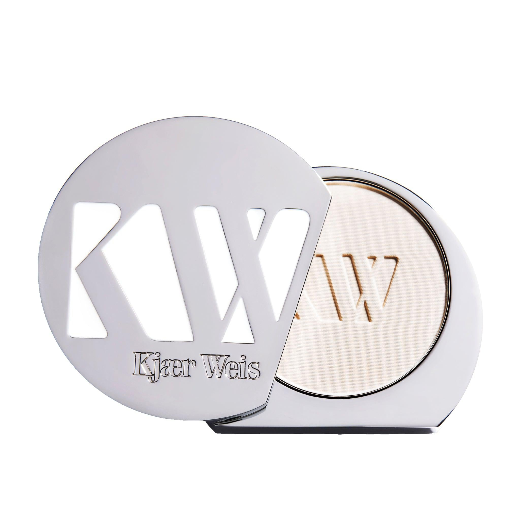 Pressed Powder Compact Translucent