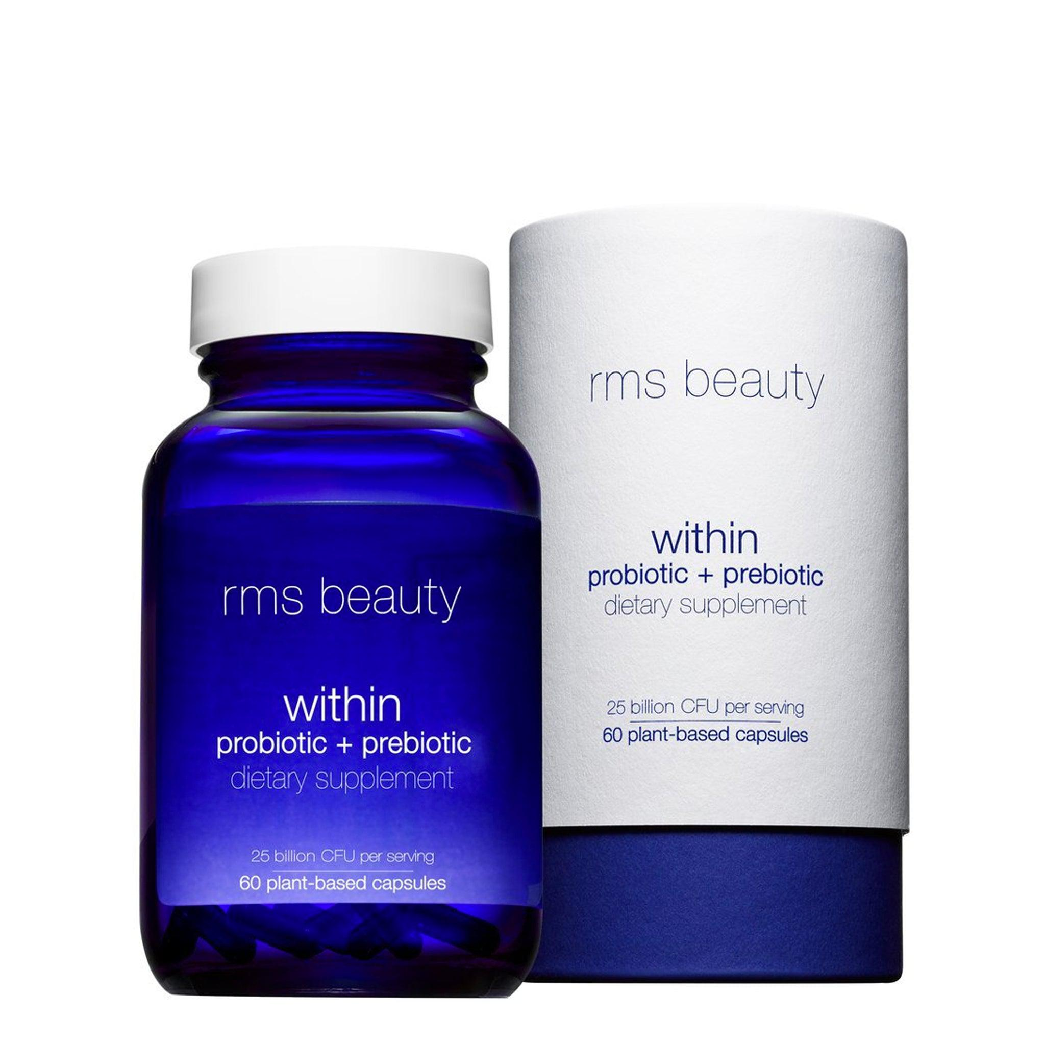 Within Probiotic + Prebiotic Dietary Supplement