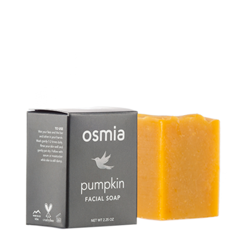 Pumpkin Facial Soap
