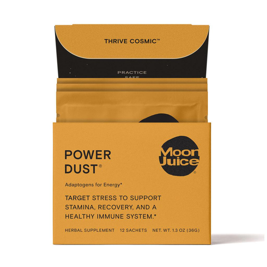 Power Dust Sachet Box