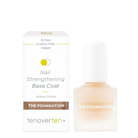 Tenoverten The Foundation Strengthening Base Coat