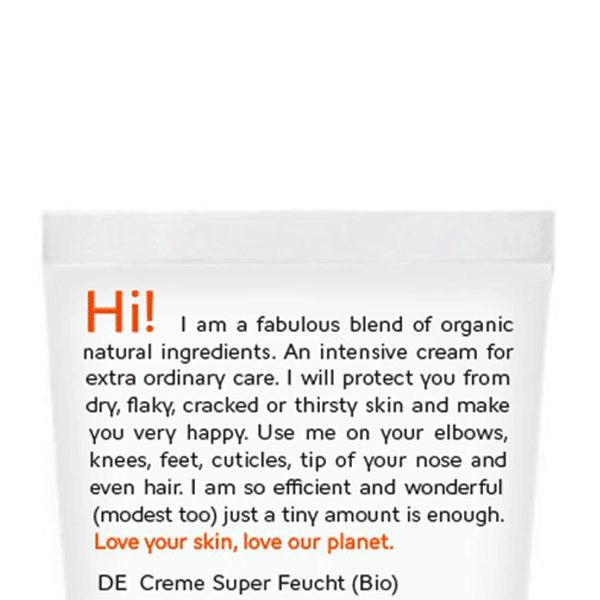 All You Need Is Me Organic Skincare Balm