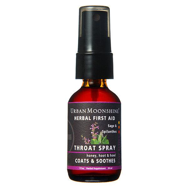 Urban Moonshine Throat Spray