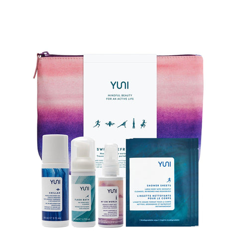 YUNI Sweat, Refresh, Go Kit