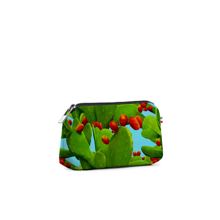 Travel Pouch Small Stampata Taormina