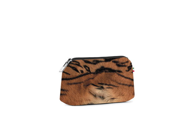 Travel Pouch Small Stampata Tiger