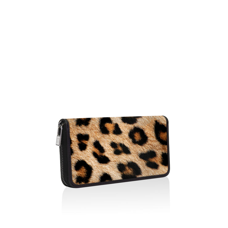 Save My Bag Pouch-Wallet Printed Leopard front