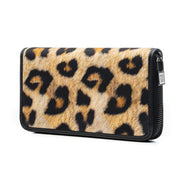 Save My Bag Pouch-Wallet Printed Leopard side