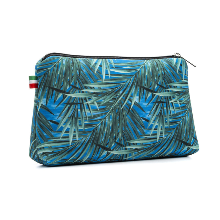 Travel Pouch Medium Stampata Portofino