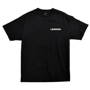 Legion - Black Tee Bundle