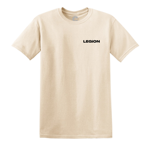 Legion - Cream Tee Bundle