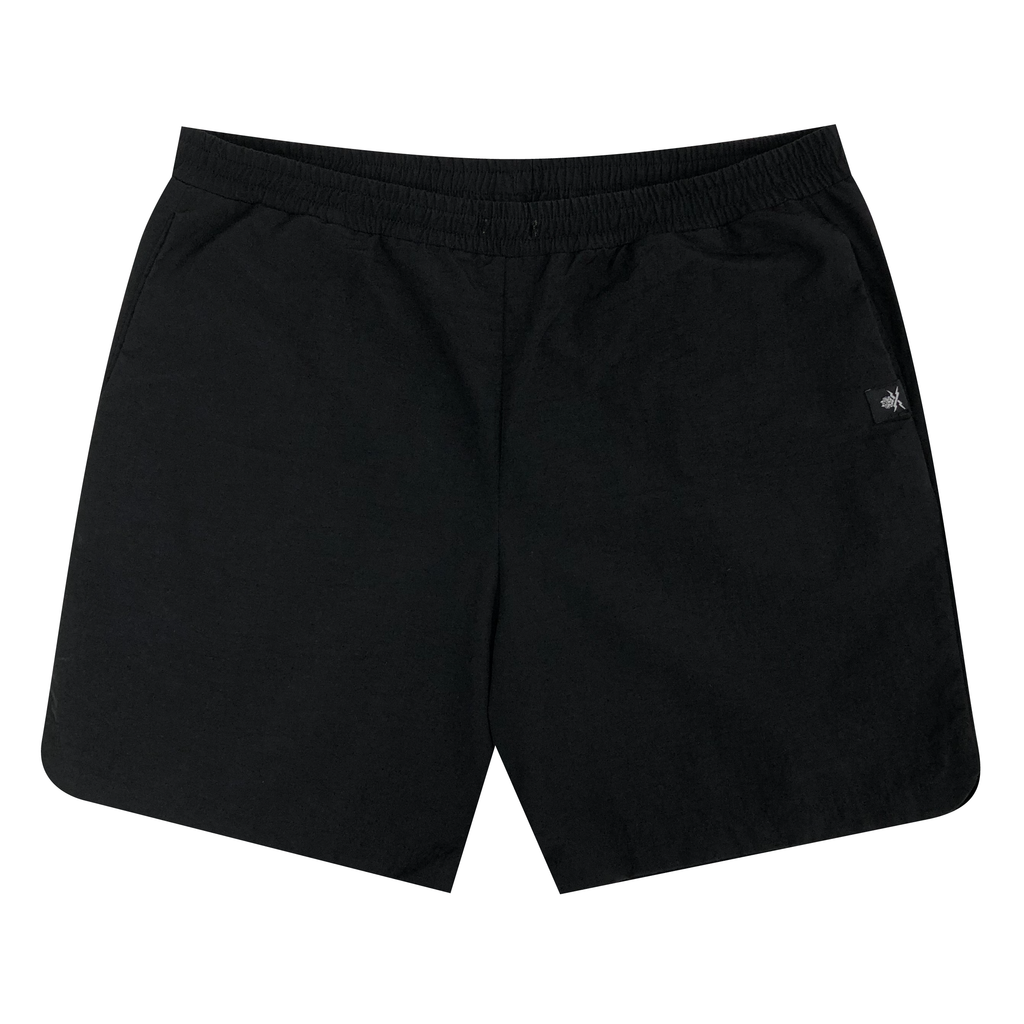 RAID Nylon Shorts Black