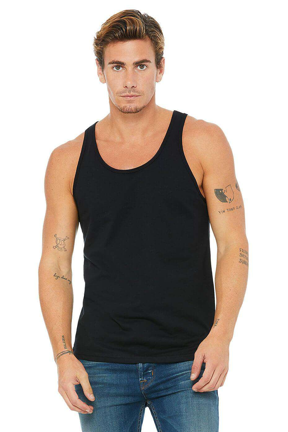 Techno Totem Tank Top