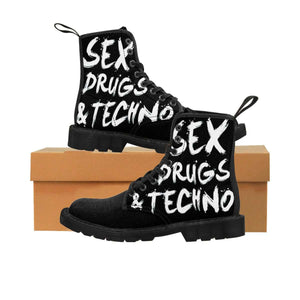 Sex Drugs & Techno Martin Boots