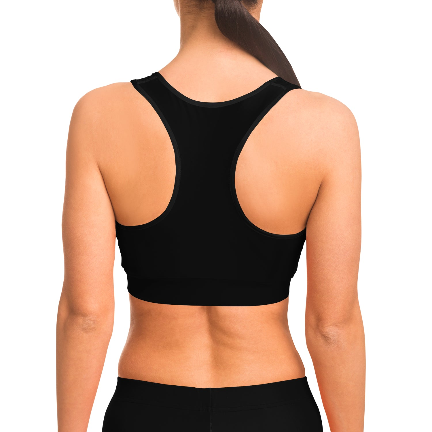 Techno Slut Sports Bra