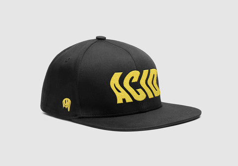 Acid Wave SnapbackHat