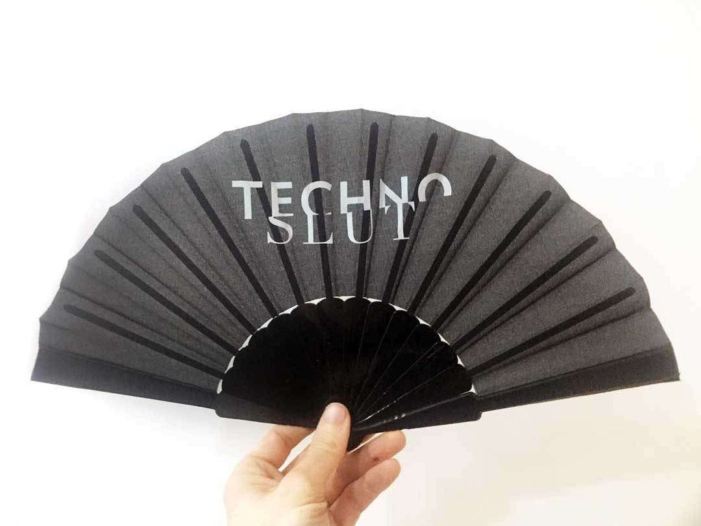Techno Slut Fan